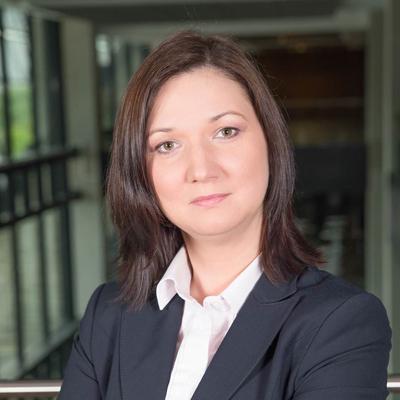 Magdalena Horęda zdjęcie portretowe